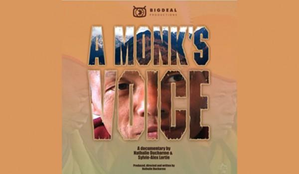 a monk's voice de nathalie ducharme, documentaire sur le peuple tibétain en exil, dalaï lama, tibet